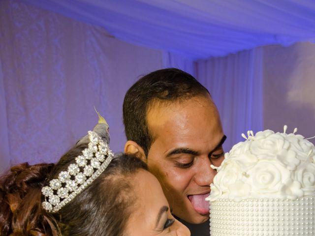 O casamento de Gustavo e Jamille em Itaberaba, Bahia 4
