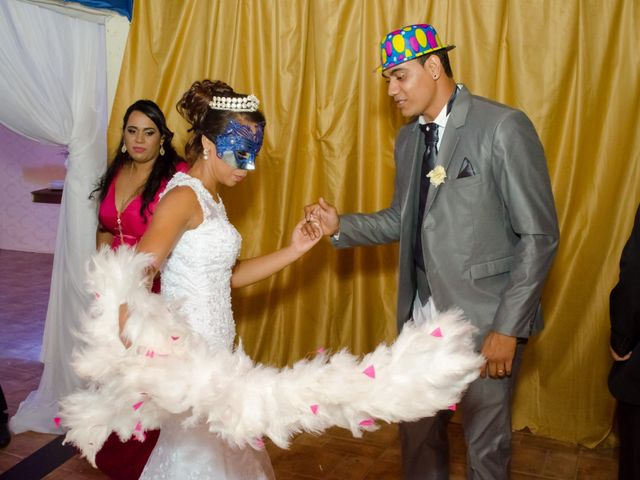 O casamento de Gustavo e Jamille em Itaberaba, Bahia 6