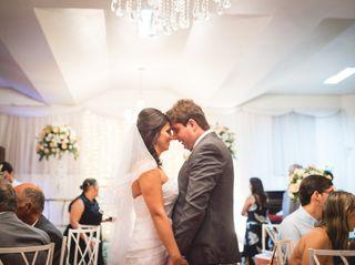 O casamento de Livia e Zeh