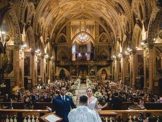 O casamento de Carin e Marcio