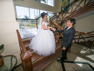 O casamento de Raquel Cristina e Cristopher Bocchi 3