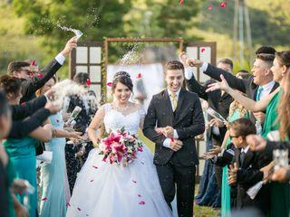 O casamento de Raquel Cristina e Cristopher Bocchi