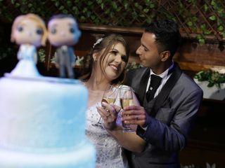 O casamento de Karla e Alison