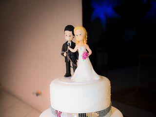 O casamento de Jhenifer e Jonathan 3