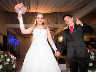O casamento de Jhenifer e Jonathan