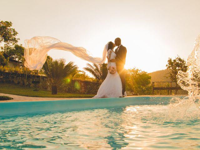 O casamento de Tábata e Tiago