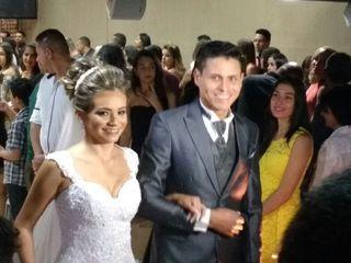 O casamento de Raiane e Rafael