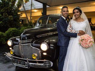 O casamento de Marina e Adilson