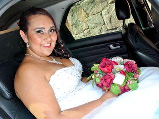 O casamento de Stefanni e Rômulo 3