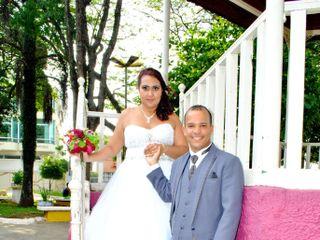 O casamento de Stefanni e Rômulo
