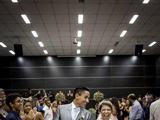 O casamento de Katlle Ferraz Santana e Wellington Santana 3