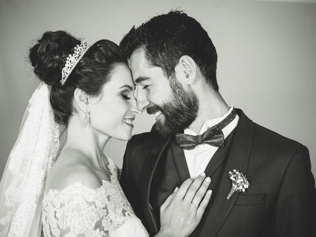 O casamento de Aline e Vitor