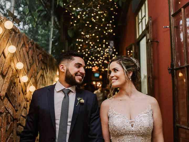 O casamento de Stefhanie e Eliezer