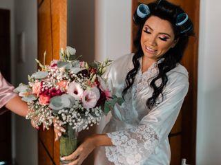 O casamento de Tatiana e Hugo 1