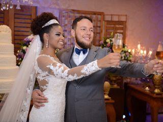 O casamento de Carolina Lima e Renan Batista