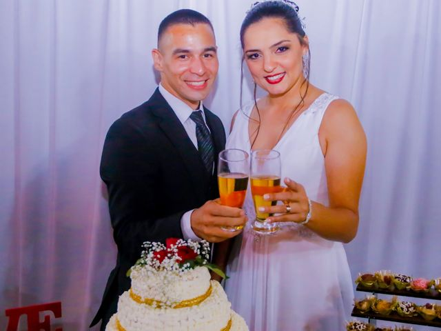 O casamento de Rafaela e Adriano
