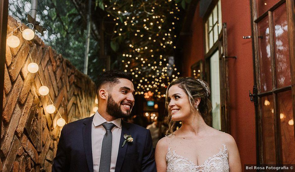 O casamento de Eliezer e Stefhanie em São Paulo, São Paulo