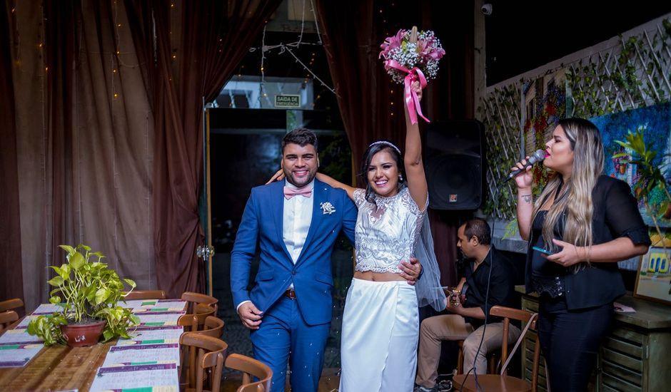 O casamento de Júlio e Beatriz em Belém, Pará