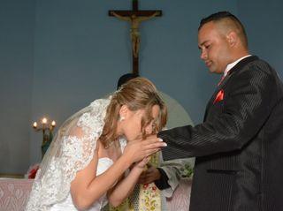 O casamento de Alline e Alex 1