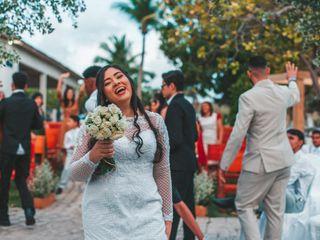 O casamento de Samuel e Mylke