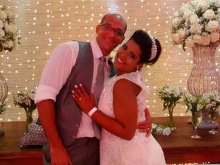 O casamento de Michele e Murilo