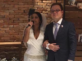 O casamento de Carolina  e Diogo 1