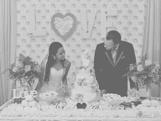 O casamento de Leide e Alex