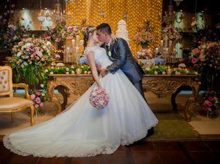O casamento de Diogo e Michelle