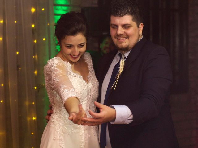 O casamento de Katherine e Márcio