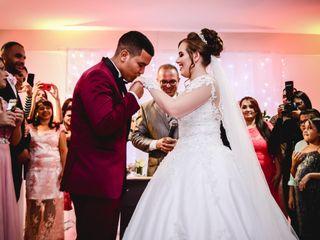O casamento de Debora e Luiz Henrique 3