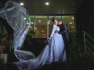 O casamento de Brenda e Johnatan