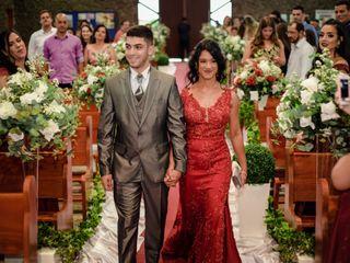O casamento de Amanda e Fabricio 1