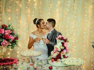 O casamento de Amanda e Fabricio