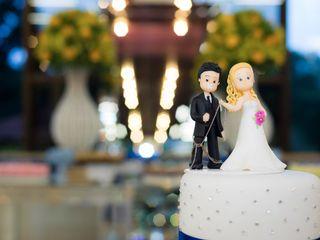 O casamento de Natanieli e Leandro