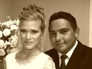 O casamento de Deusimar Aquino e Gessyca steinheuser