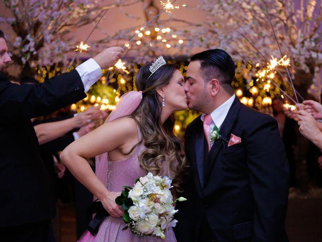 O casamento de Mayla e Claudio