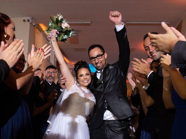 O casamento de Erica e Douglas