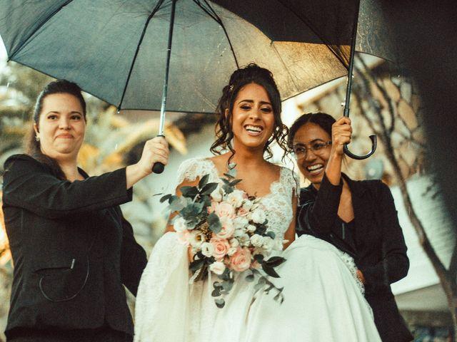 O casamento de Isabella e Marcos