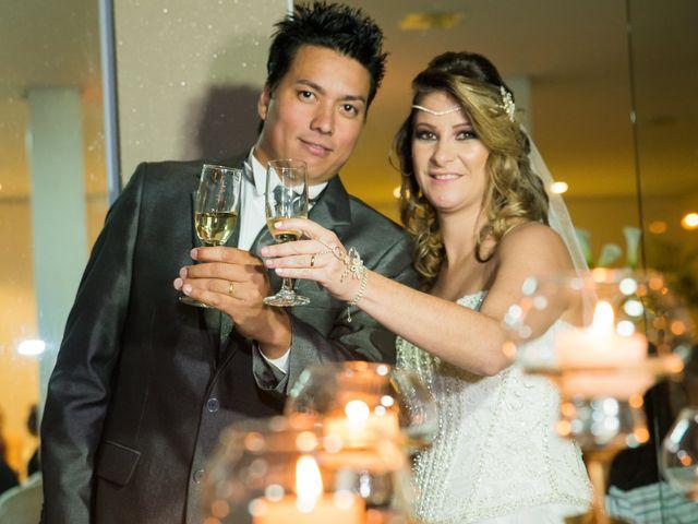 O casamento de Luciana e Gilberto