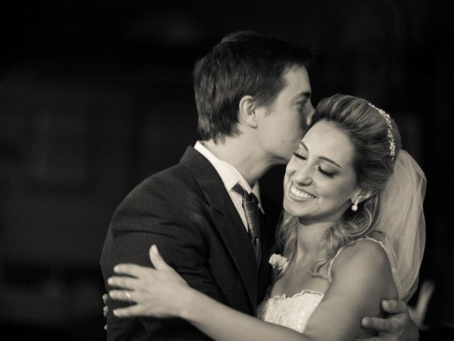 O casamento de Carol e Alvaro