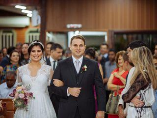 O casamento de Sarah e João
