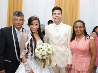 O casamento de Danielle e Jackson 1