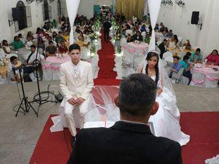 O casamento de Danielle e Jackson 3