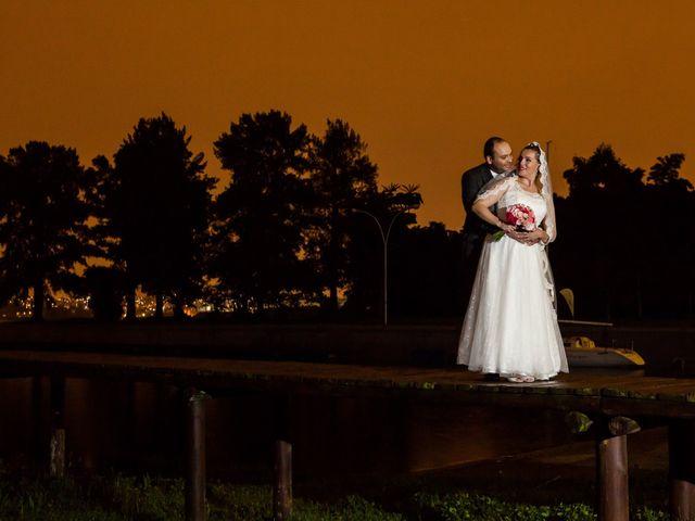 O casamento de Luciana e Denis
