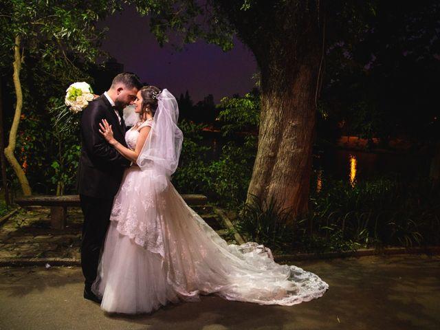 O casamento de Ranim e Aghiad