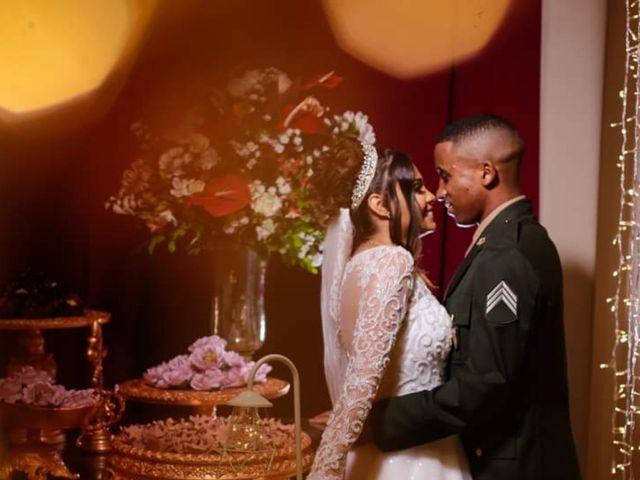 O casamento de Rayane e Asafe