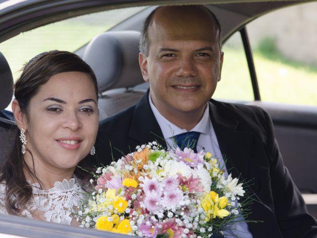 O casamento de Nilândia e Lailton