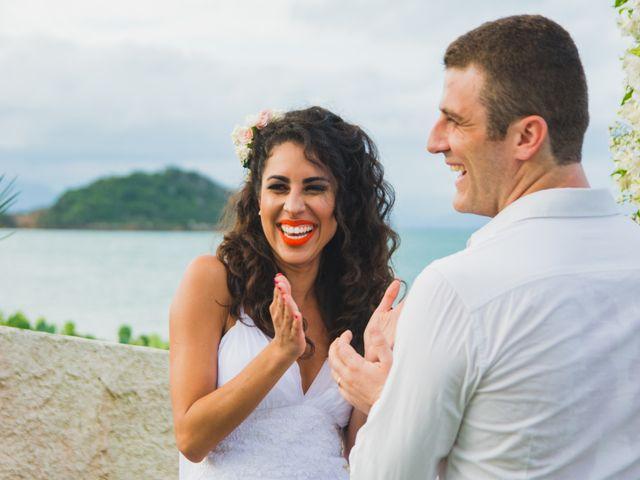 O casamento de Fernanda e Alessandro