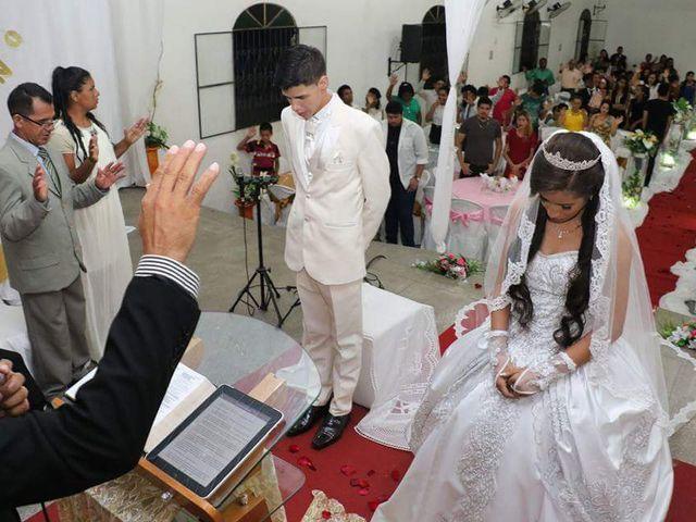 O casamento de Jackson e Danielle em Manaus, Amazonas 10