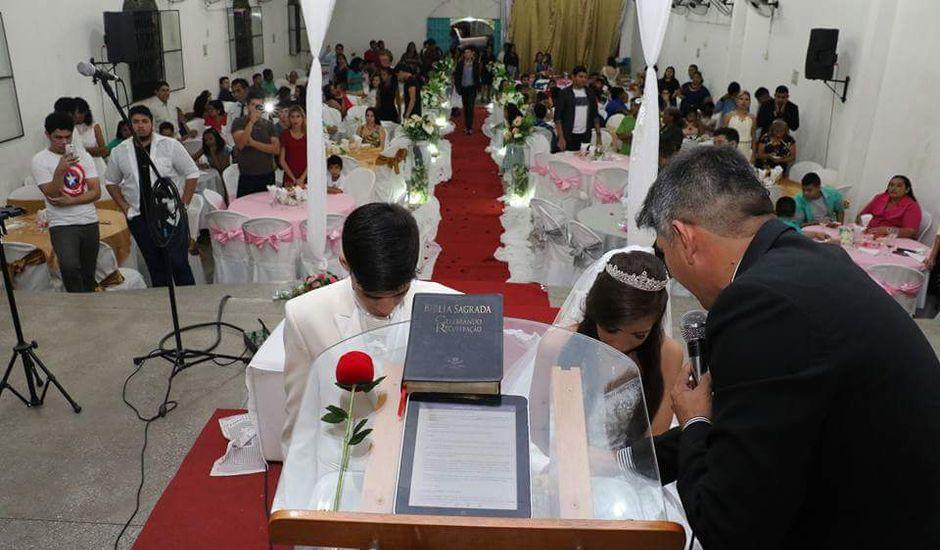 O casamento de Jackson e Danielle em Manaus, Amazonas